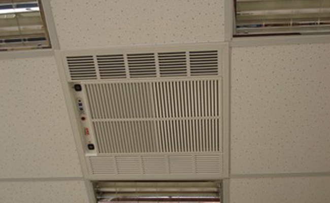 Commercial Air Cleaner